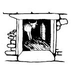 Chhau Goth (Cow Shed)